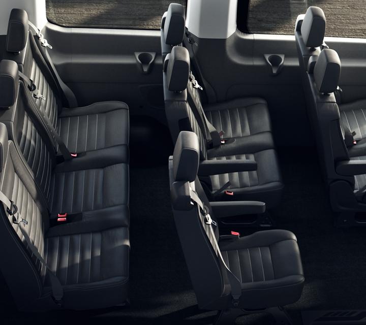 transitvan- interior