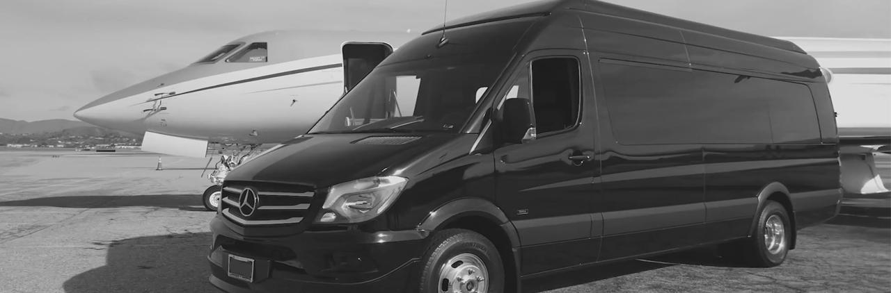 Sprinter Van - Limousine in Toronto